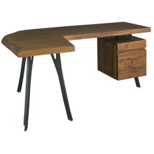 Boulder Desk w/ File