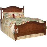 Chateau Royale Panel Bed - King