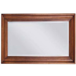 Tuscano Double Vision TV Mirror
