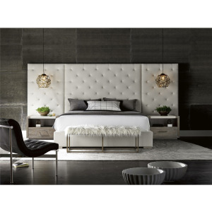 Brando Bed With Panels King