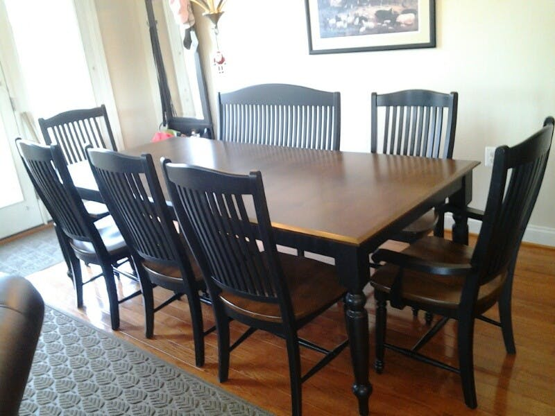 Canadel Dining Room