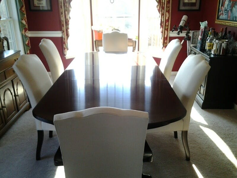 FFDM Dining Table Chairs